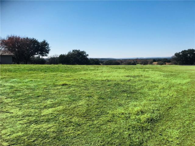 Lot W12061 Onyx/Cats Eye, Horseshoe Bay, TX 78657 (#2696842) :: The Heyl Group at Keller Williams