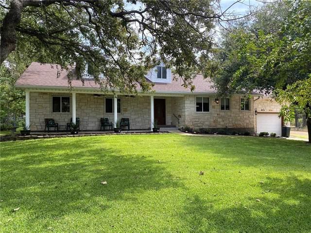 605 S Chaparral, Burnet, TX 78611 (#2701207) :: Papasan Real Estate Team @ Keller Williams Realty