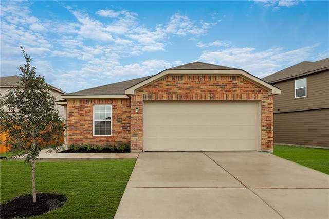 136 Allington Cir, Jarrell, TX 76537 (MLS #2701785) :: Vista Real Estate