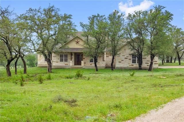 4740 Fm 3509, Burnet, TX 78611 (#2702588) :: Front Real Estate Co.
