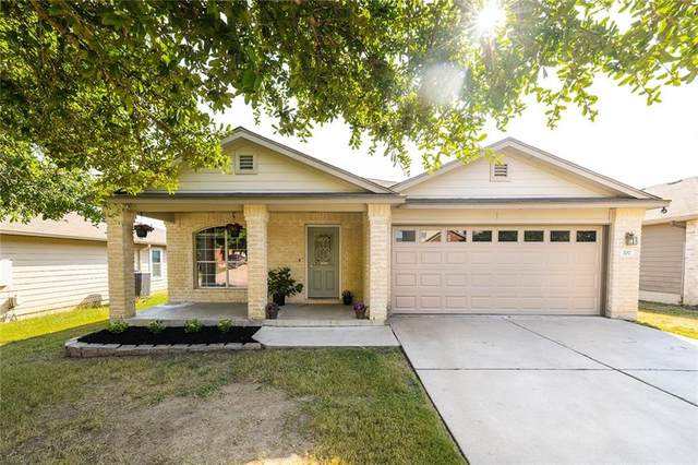 207 Baldwin St, Hutto, TX 78634 (#2703854) :: Papasan Real Estate Team @ Keller Williams Realty