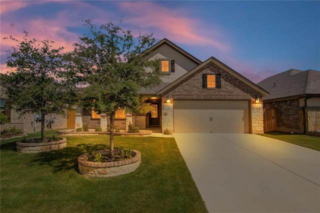 2129 Bonavista Way, Leander, TX 78641 (MLS #2706910) :: Vista Real Estate