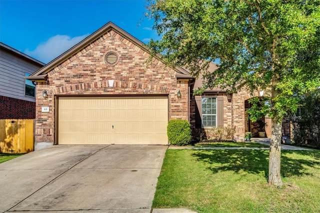 115 Vallecito Dr, Georgetown, TX 78626 (#2709782) :: Ben Kinney Real Estate Team