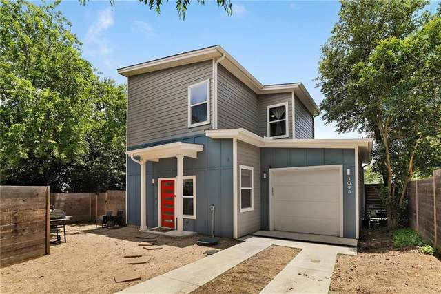 509 Blackson Ave B, Austin, TX 78752 (#2710170) :: The Heyl Group at Keller Williams