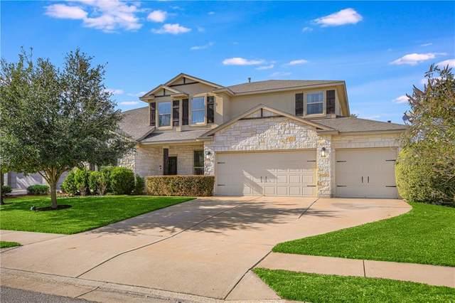 400 Grosseto Ln, Georgetown, TX 78628 (#2710360) :: Green City Realty