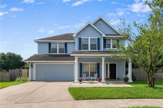 119 Hickory Ln, Georgetown, TX 78633 (#2711227) :: The Summers Group