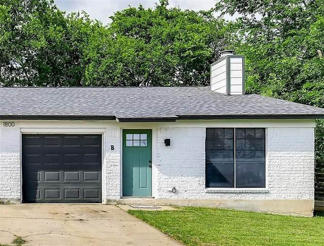 1800 Wheless Ln B, Austin, TX 78723 (#2713394) :: Papasan Real Estate Team @ Keller Williams Realty