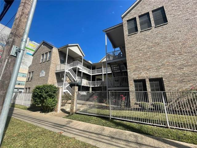715 W 22 1/2 St #208, Austin, TX 78705 (#2713460) :: The Summers Group