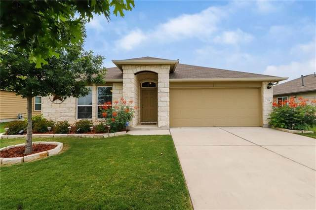 708 Mitchell Dr, Hutto, TX 78634 (#2713654) :: The Perry Henderson Group at Berkshire Hathaway Texas Realty