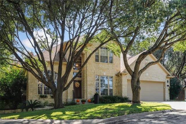 12509 Mulberry Creek Ct, Austin, TX 78732 (#2713682) :: Papasan Real Estate Team @ Keller Williams Realty