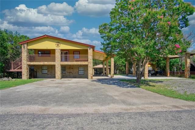 2481 Lakeshore Dr, Canyon Lake, TX 78133 (MLS #2714493) :: Brautigan Realty