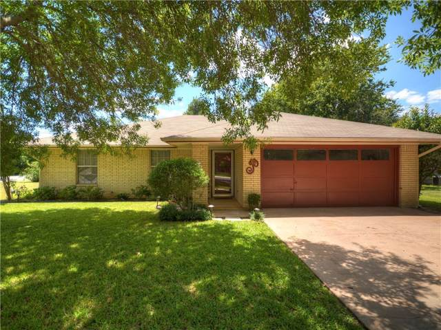 2500 Mesquite Ln, Georgetown, TX 78628 (#2715634) :: The Perry Henderson Group at Berkshire Hathaway Texas Realty