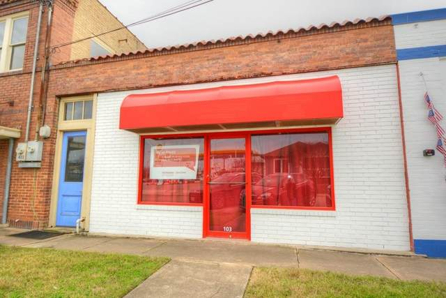 103 W 5th St, Taylor, TX 76574 (#2716039) :: Watters International