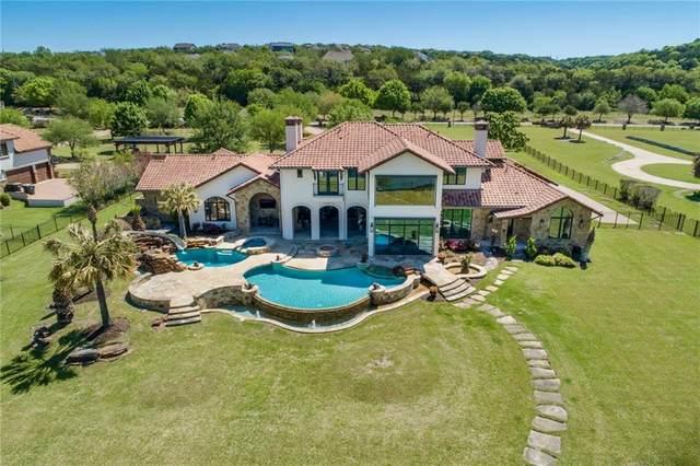 14208 Flat Top Ranch Rd, Austin, TX 78732 (MLS #2717538) :: Brautigan Realty