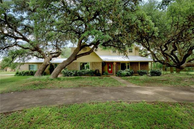 400 Oak Springs Dr, Dripping Springs, TX 78620 (#2718749) :: Realty Executives - Town & Country