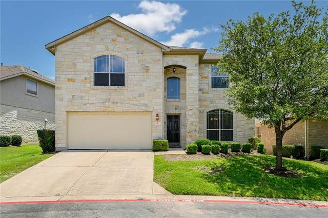 51 White Magnolia Cir #51, Austin, TX 78734 (#2719876) :: Papasan Real Estate Team @ Keller Williams Realty