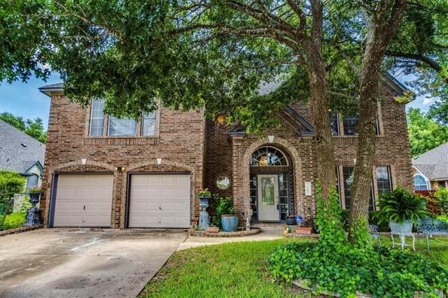 1205 Timber Bend Dr, Pflugerville, TX 78660 (#2721608) :: Papasan Real Estate Team @ Keller Williams Realty