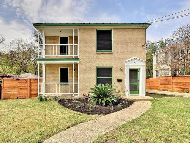 3202 Beanna St A, Austin, TX 78705 (#2722481) :: The Perry Henderson Group at Berkshire Hathaway Texas Realty