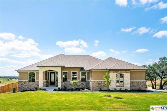 6002 Bella Charca Pkwy, Nolanville, TX 76559 (MLS #2725295) :: Vista Real Estate