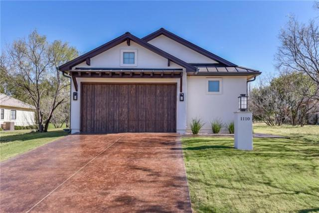 1110 Sun Ray, Horseshoe Bay, TX 78657 (#2726582) :: The Heyl Group at Keller Williams