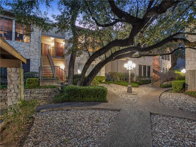 3809 Spicewood Spgs #249, Austin, TX 78759 (#2727079) :: The Heyl Group at Keller Williams