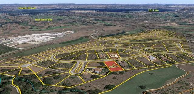 Lot #9 TBD Paintbrush, Horseshoe Bay, TX 78657 (#2730437) :: First Texas Brokerage Company