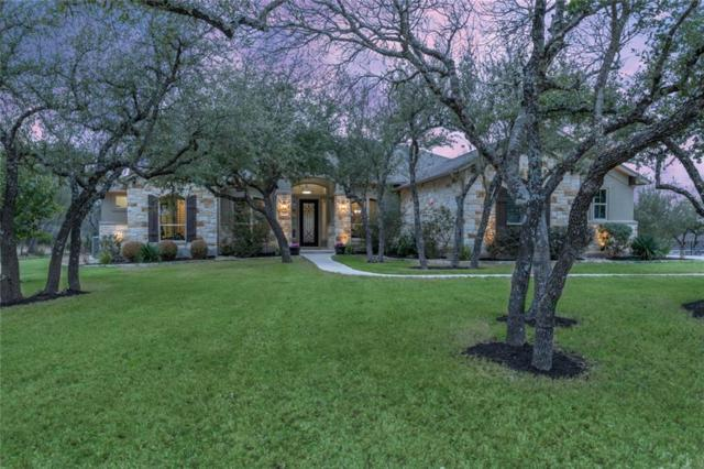 221 Ocate Mesa Trail, Liberty Hill, TX 78642 (#2736203) :: The Perry Henderson Group at Berkshire Hathaway Texas Realty