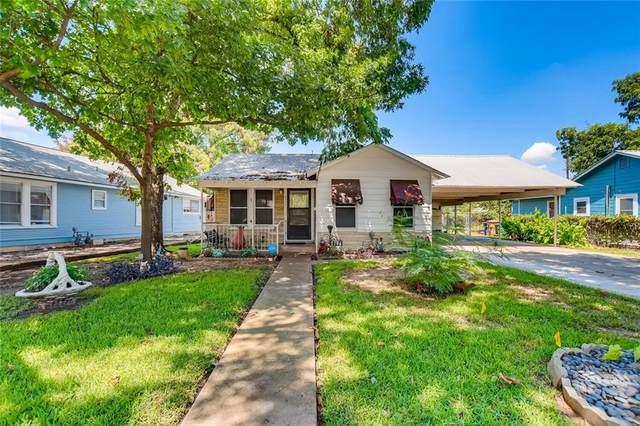 2704 Willow St, Austin, TX 78702 (#2736291) :: Papasan Real Estate Team @ Keller Williams Realty