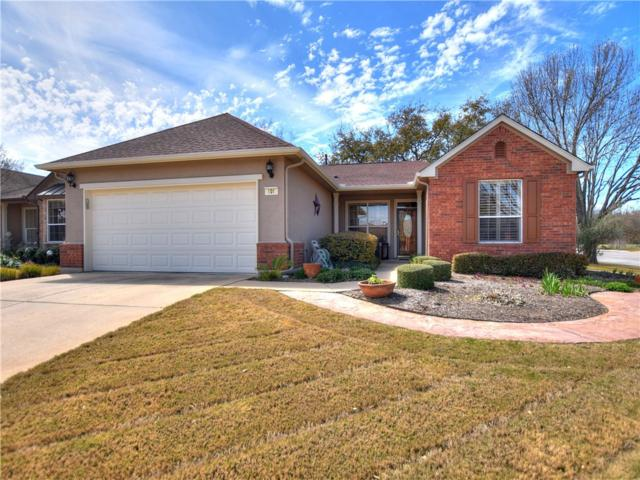 101 Dewberry Dr, Georgetown, TX 78633 (#2736783) :: 12 Points Group