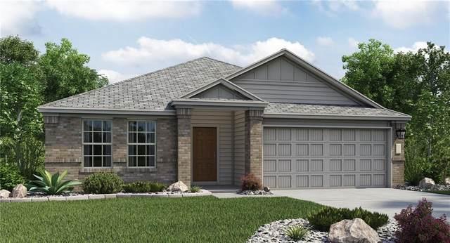 709 Sassafras St, Hutto, TX 78634 (#2737266) :: Zina & Co. Real Estate