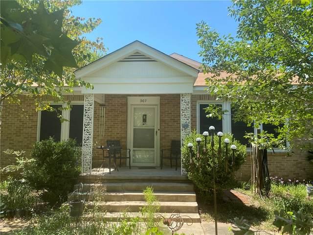 507 Mills St, Smithville, TX 78957 (MLS #2737550) :: Vista Real Estate