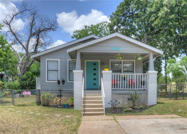 1140 Leona St, Austin, TX 78702 (#2740678) :: Austin Portfolio Real Estate - The Bucher Group
