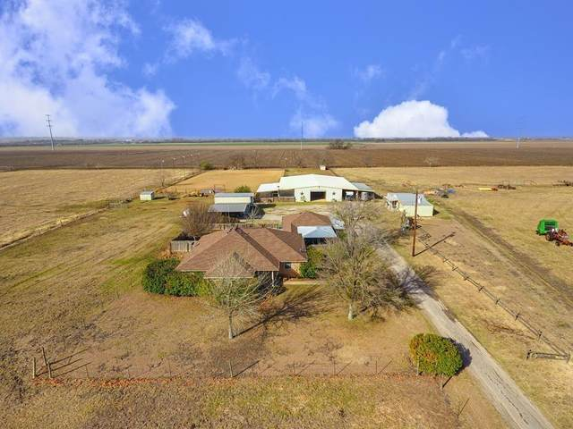 1100 County Rd 134, Hutto, TX 78634 (#2741439) :: Lauren McCoy with David Brodsky Properties