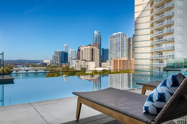 70 Rainey St #3007, Austin, TX 78701 (#2742568) :: RE/MAX IDEAL REALTY