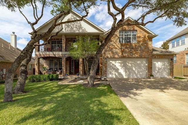 2922 Zambia Dr, Cedar Park, TX 78613 (#2747014) :: Papasan Real Estate Team @ Keller Williams Realty