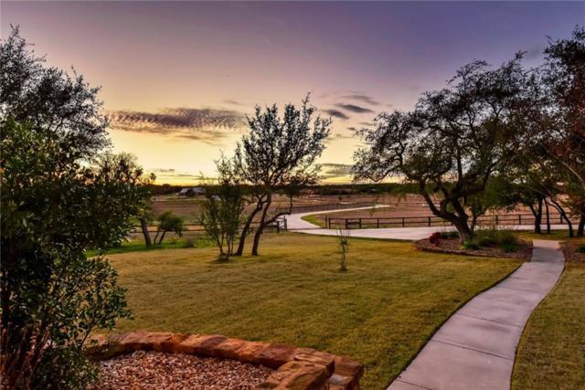 310 Windmill Ranch Rd, Georgetown, TX 78633 (#2748270) :: Papasan Real Estate Team @ Keller Williams Realty