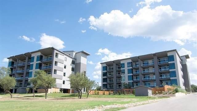 5921 Hiline Rd #1302, Austin, TX 78734 (MLS #2749164) :: Vista Real Estate