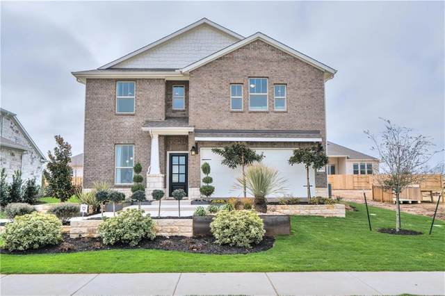 8609 Daisy Cutter Xing, Georgetown, TX 78626 (#2749305) :: First Texas Brokerage Company