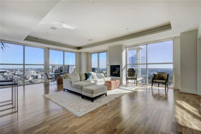 98 San Jacinto Blvd Ph2903, Austin, TX 78701 (#2751368) :: The ZinaSells Group