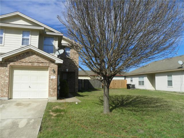 203 Marvin Cv, Hutto, TX 78634 (#2751477) :: NewHomePrograms.com LLC