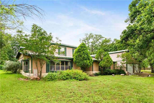 650 Cypress Ln, Cottonwood Shores, TX 78657 (#2753327) :: The Perry Henderson Group at Berkshire Hathaway Texas Realty