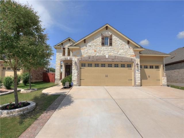 309 Leather Oak Loop, San Marcos, TX 78666 (#2753509) :: The Heyl Group at Keller Williams