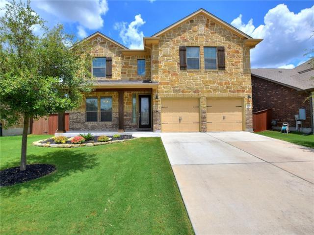 252 Norcia Loop, Liberty Hill, TX 78642 (#2753783) :: Realty Executives - Town & Country