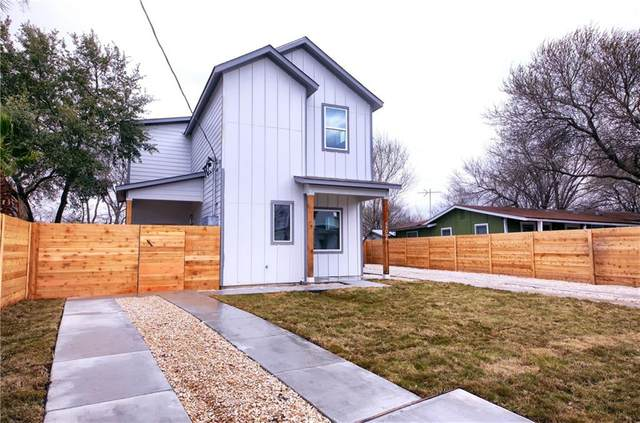 6813 Porter St A, Austin, TX 78741 (#2753916) :: The Summers Group