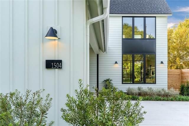 1504 Garner Ave, Austin, TX 78704 (#2755285) :: Papasan Real Estate Team @ Keller Williams Realty