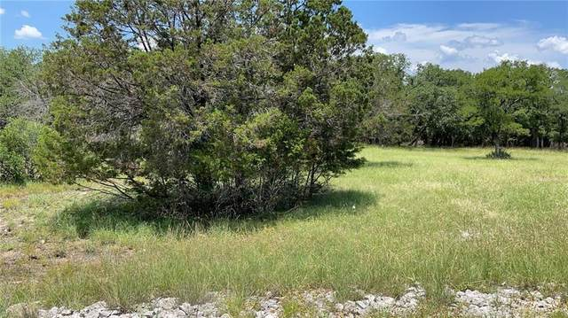 600 Silver Mane, Horseshoe Bay, TX 78654 (#2756542) :: The Summers Group