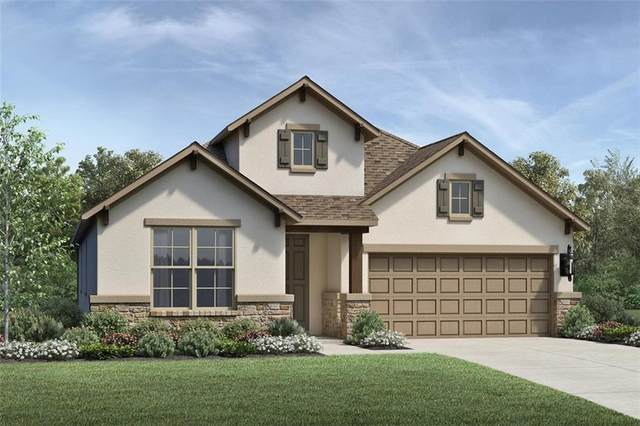 1428 Castalo Ln, Leander, TX 78641 (MLS #2757301) :: Brautigan Realty