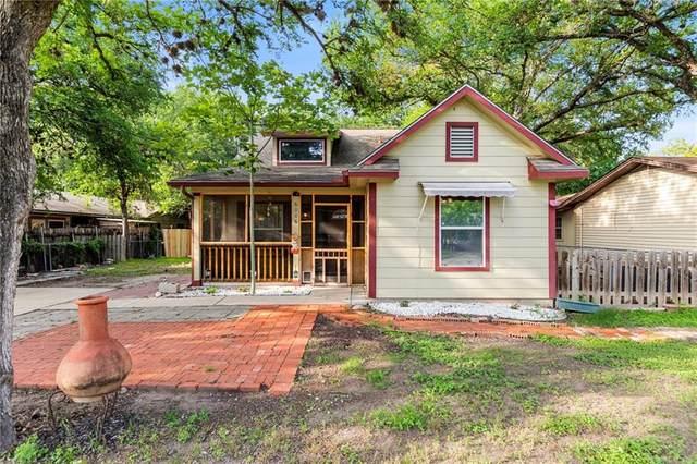 6006 Club Ter, Austin, TX 78741 (#2757739) :: Papasan Real Estate Team @ Keller Williams Realty