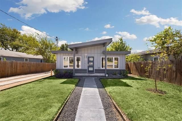 7611 Providence Ave A, Austin, TX 78752 (#2758027) :: Papasan Real Estate Team @ Keller Williams Realty