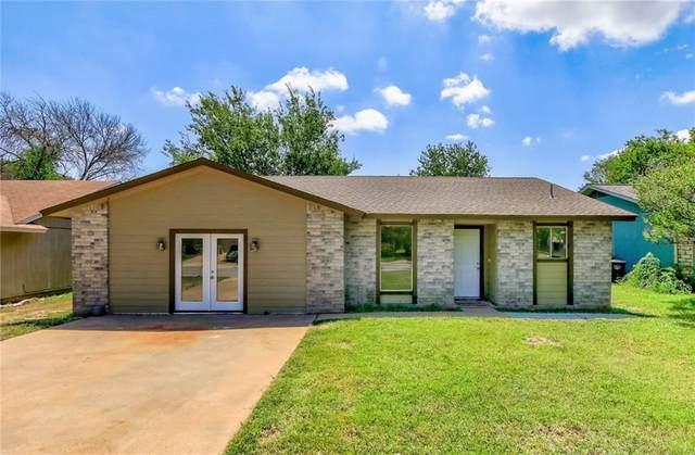 1607 Remuda Cir, Round Rock, TX 78681 (#2759439) :: Papasan Real Estate Team @ Keller Williams Realty